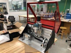Building A Three-Axis Rotary CNC Machine 11