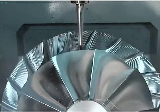 5 axis machining 1