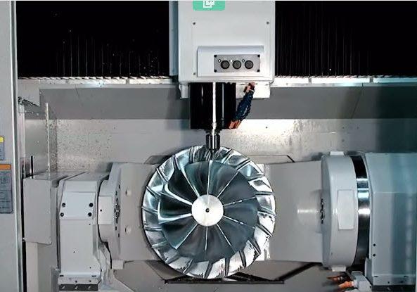 Five Axis CNC Machining